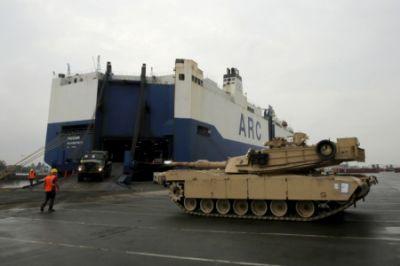 В Бълагрия ще се установи подразделение американски морски пехотинци с танкове и артилерия за възпиране на руска агресия...