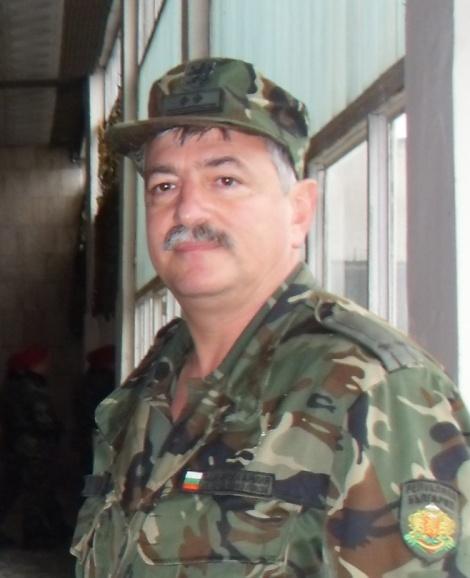 Подполковник Димитър Торлаков