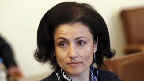 МС - Министерски съвет - заседание - Десислава Танева