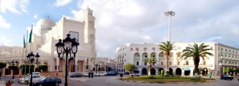 Algeria Square, Triploli
