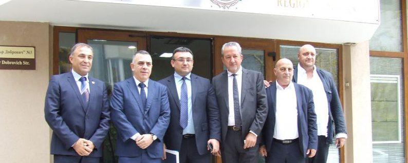 Какво казаха на вътрешния министър кметовете на 4-те общини в Сливенска област /снимки/