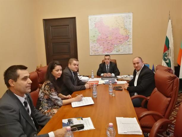 Ръководството на ОДМВР –Сливен провежда извънредни срещи с кметове на общинските центрове в област Сливен
