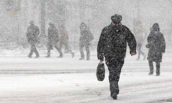 Ще има ли много снеговалежи през ноември?