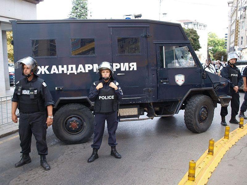 Жандармерията остава в Сливен и селата до края на годината