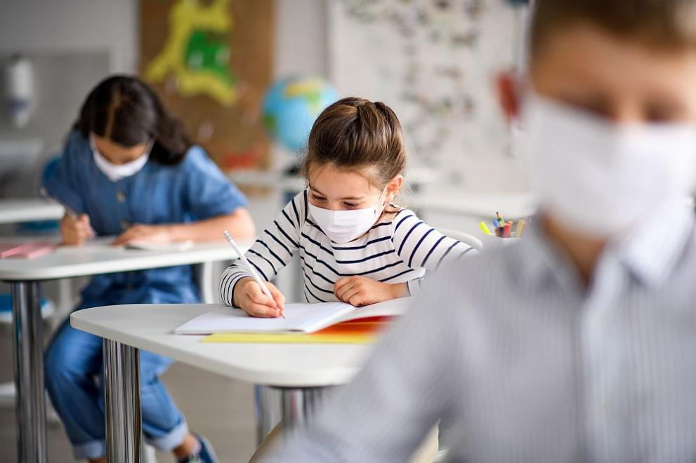 На 4-ти януари малките ученици се връщат в клас